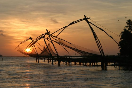 Chinese Fishing Nets Cochin